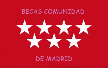 Becas Comunidad de Madrid curso 2017/18