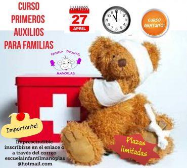 Curso de Primeros Auxilios para Familias